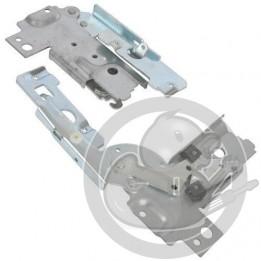 Kit charnieres porte lave vaisselle Electrolux, 50286437004