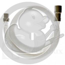 Tuyau vidange extensible 1.2-4M Electrolux, 9029793404