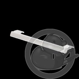 Poignee refrigerateur Bosch, 00701478
