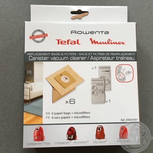 sac d'aspirateur MT000501, ZR003901