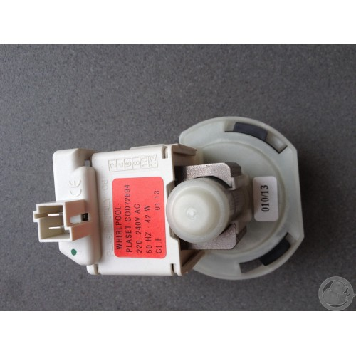 Pompe vidange Whirlpool, Laden, Ignis, 481236018558