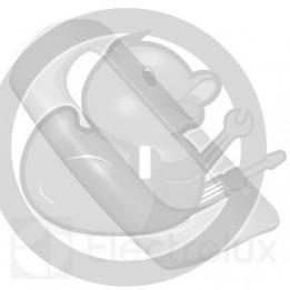 Poignee porte refrigerateur/congelateur Electrolux, 2425193196