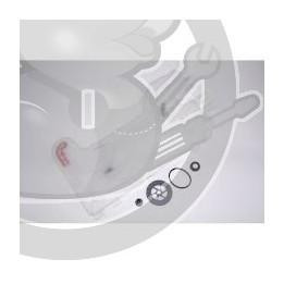 Arrivee eau+debimetre Bosch, Siemens, Neff, 00683397