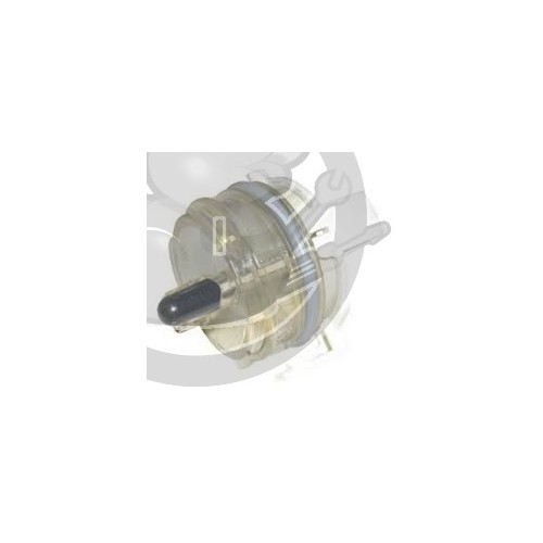 Interrupteur OWI jaune, pour lave vaisselle Whirlpool, Laden, Ignis, 481227128459