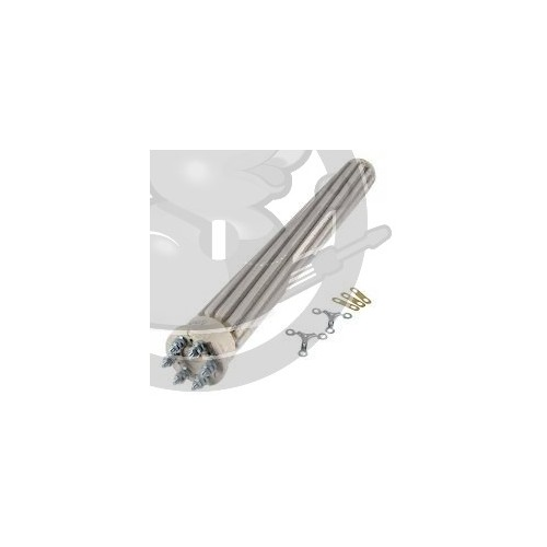 RESISTANCE STEATITE MONO/TRI 2400W DIAM 47 L430, 807228