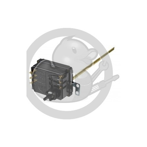 Thermostat à canne TAS TF 450, 691600, A 60807835