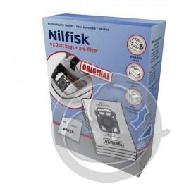 Sacs aspirateur extrem king Nilfisk 107412688