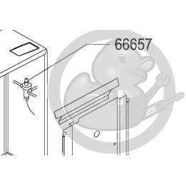 Vanne sécurité chauffage infrarouge CAMPINGAZ 66657