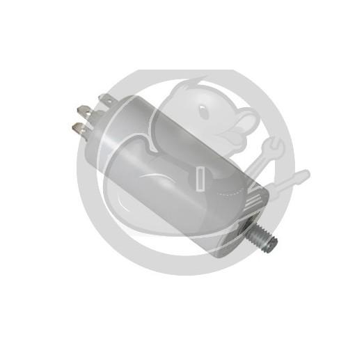 Condensateur de démarrage 6,3 µf (MF/UF)