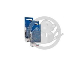 Pastilles nettoyantes pack de 2 cafetière Bosh 00311979