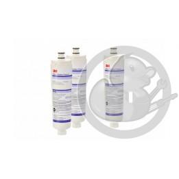 Cartouche filtrante pour réfrigérateur américain pack de 3 Bosch 00576336