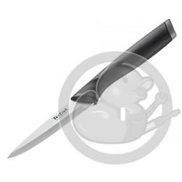 Couteau éplucheur 9 cm + étui inox Tefal K2213514