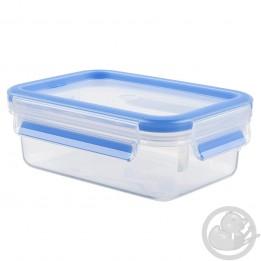 Masterseal Fresh boite rectangle 0.55L format classique bleue Tefal K3021112