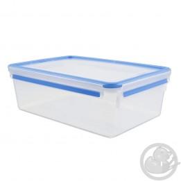 Masterseal Fresh boite rectangle 2.3L format classique bleue Tefal K3021512