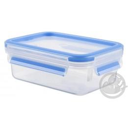 Masterseal Fresh boite rectangle 0.8L format classique bleue Tefal K3021812
