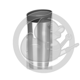 City mug inox 0.36L Tefal K3120174
