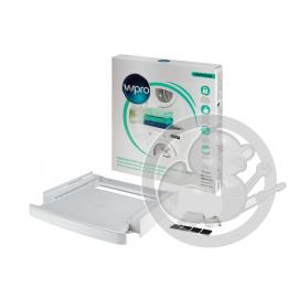 Kit superposition avec tiroir lave-linge / sèche-linge Whirlpool SKS101 484000008436