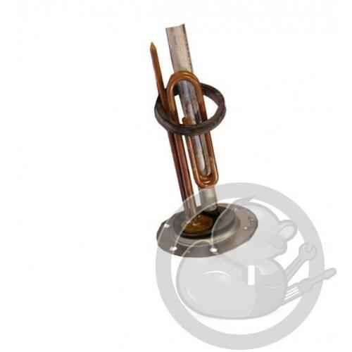 099005 Résistance thermoplongeur 2200w mono + joint Atlantic sauter