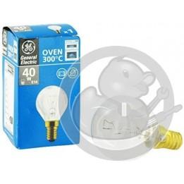 Ampoule E14 40W 300degre four 50279890003