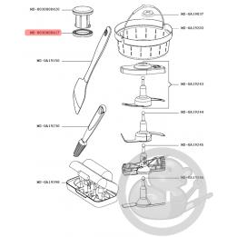 Joint arbre de transmission robot companion XL MS-8030000417