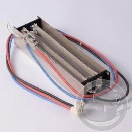 Résistance 1000W bloc ventilation sèche serviettes Atlantic Thermor 086407