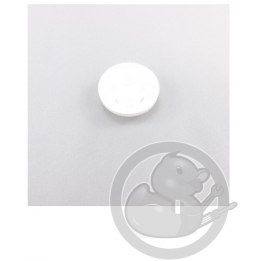 Cache esthétique bouchon (X1) radiateur Atlantic Thermor 091392