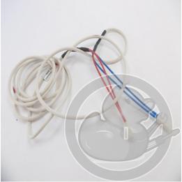 Element chauffant 2 connecteurs radiateur Atlantic Thermor 086518